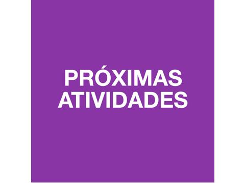 Isabel Ferreira - Próximas Atividades