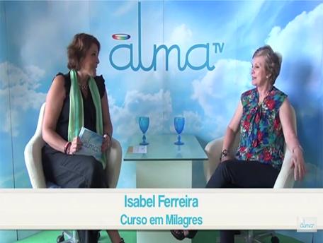 Isabel Ferreira - Entrevista ATV