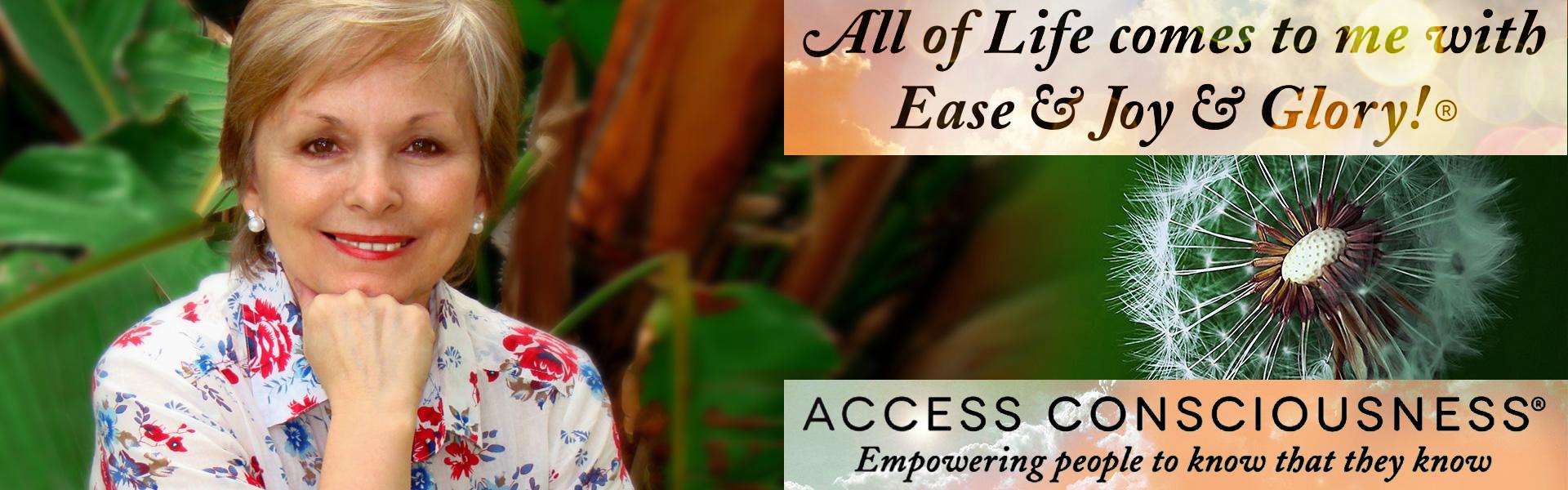Isabel Ferreira | Access Consciousness - Fundação